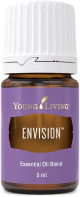 Young Living envision time therapeutic food grade essential oil