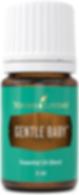 Young Living gentle baby time therapeutic food grade essential oil