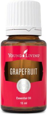 Young Living grapefruit food grade essential oil Australia