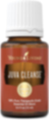 Young Living juva cleanse therapeutic food grade essential oil