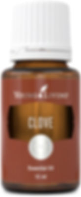 Young Living clove therapeutic food grade essential oil