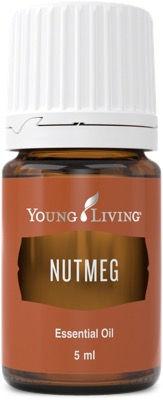 Young Living nutmeg food grade essential oil australia
