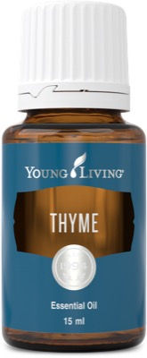 Young Living thyme food grade essential oil