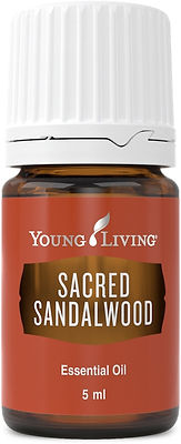 Young Living sacred sandalwood essential oil