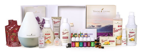 Young Living Thieves Premium Starter Kit