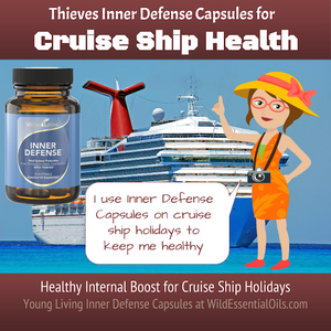 Thieves Inner Defense for Cruise Ship Health