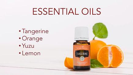 NingXia Red Essential OIls Ingredients