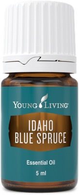 Young Living blue spruce essential oil