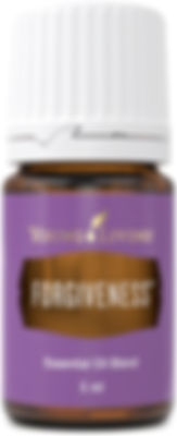 Young Living forgiveness time therapeutic food grade essential oil