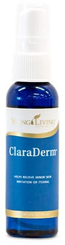Young Living ClaraDerm Spray