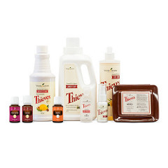 Young Living Thieves Products in Australia