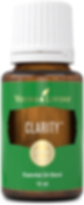 Young Living clarity therapeutic food grade essential oil