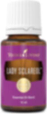 Young Living Lady Sclareol Essential Oil Australia