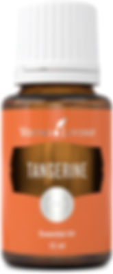 Young Living tangerine food grade essential oil