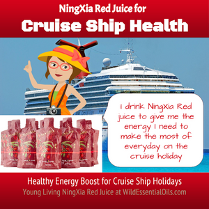NingXia Red for Cruise Ship Health