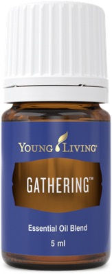 Young Living gathering time therapeutic food grade essential oil