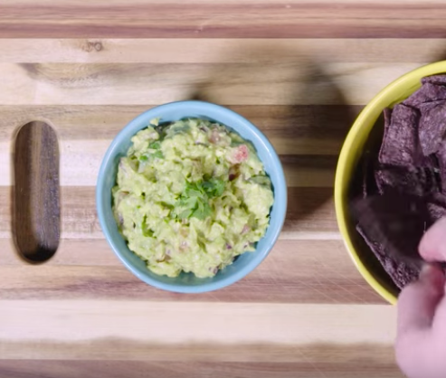 Guacamole Recipe with Citrus Fresh and Lime Essential Oil