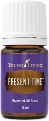 Young Living present time essential oil Australia