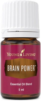 Young Living brain power therapeutic food grade essential oil