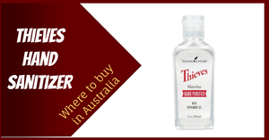 Where to buy Thieves Hand Sanitizer in Australia