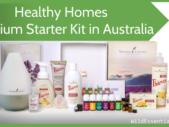 Buy the Healthy Homes Premium Starter Kit in Australia