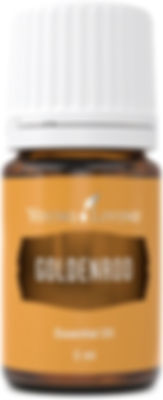 Young Living goldenrod time therapeutic food grade essential oil