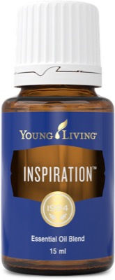 Young Living Inspiration therapeutic food grade essential oil