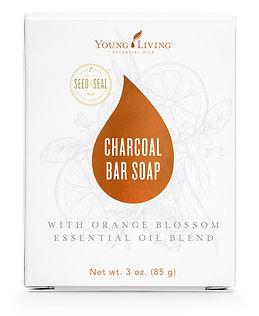 Charcoal Bar Soap Young Living Austalia
