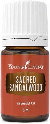 Young Living sacred sandalwood essential oil Australia