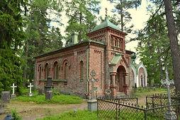 Haminan hautausmaan kirkko