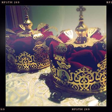Ortodoksiset vihkikruunut