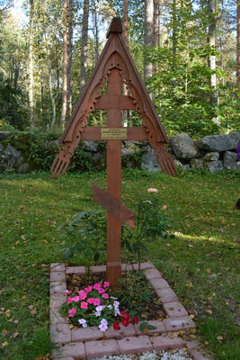 Ortodoksinen hautaristi
