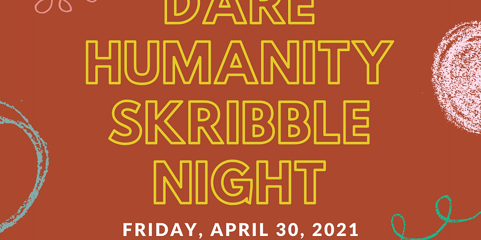 Dare Humanity Scribble Night