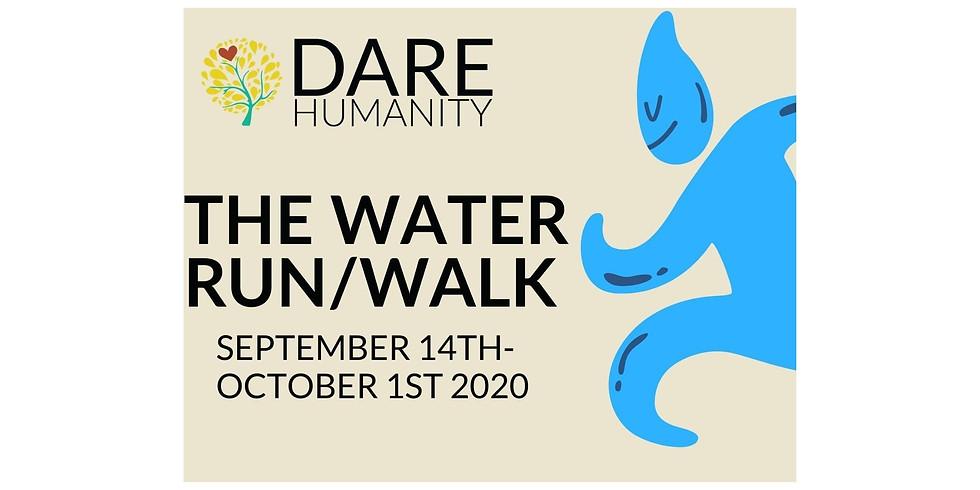 Dare Humanity Water Run/Walk 2020