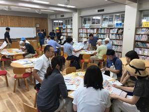 東区総合防災訓練ワークショップ