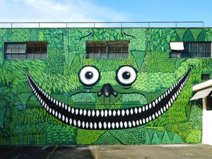 ストリートアートと街づくり