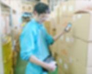 受注と塗料・素材の在庫を連動管理