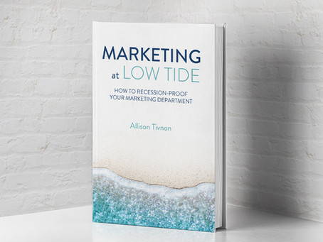 """Explore """"Marketing at Low Tide"""" by Middle of Six's Allison Tivnon"""