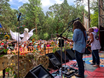 Jerry Joseph & The Jackmormons Oregon Country Fair 2019