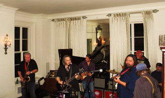 Members of Bloodkin, The Rolling Stones, Widespread Panic, and Grateful Dead