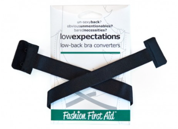 Low Expectations: Low-Back Bra Converters