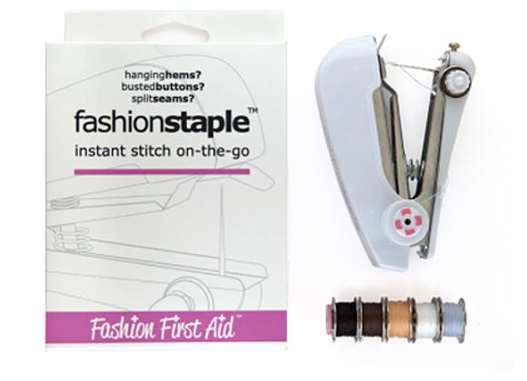 Fashion Staple: Instant Stitch On The Go