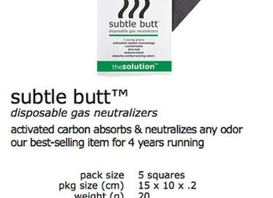 Subtle Butt™