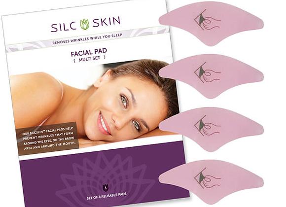 SilcSkin Facial Pads Multi Set