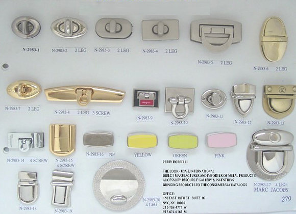 Turn Lock Styles 8