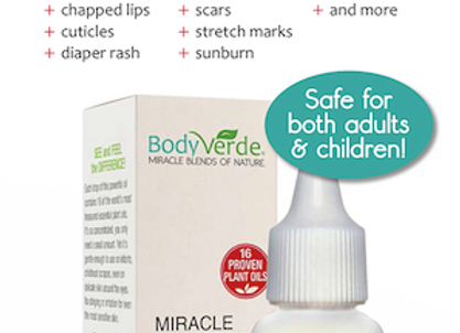 Miracle Skin Renew™ Skin Repair Oil