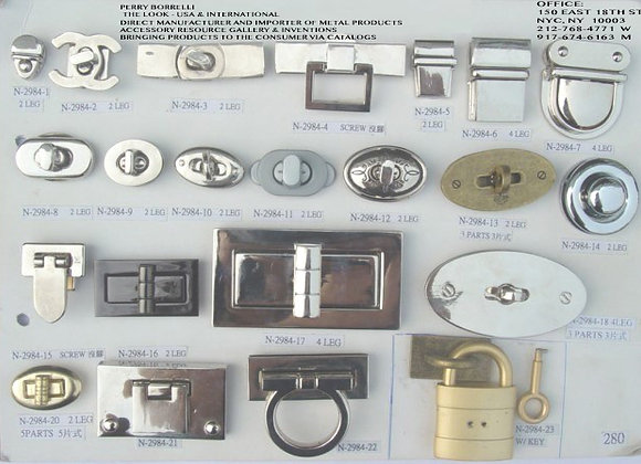 Turn Lock Styles 5