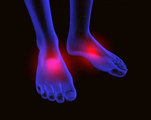 Treatments For Foot Pain Salt Lake