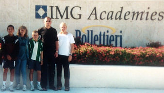 Tennis training in florida,IMG Academy offers training