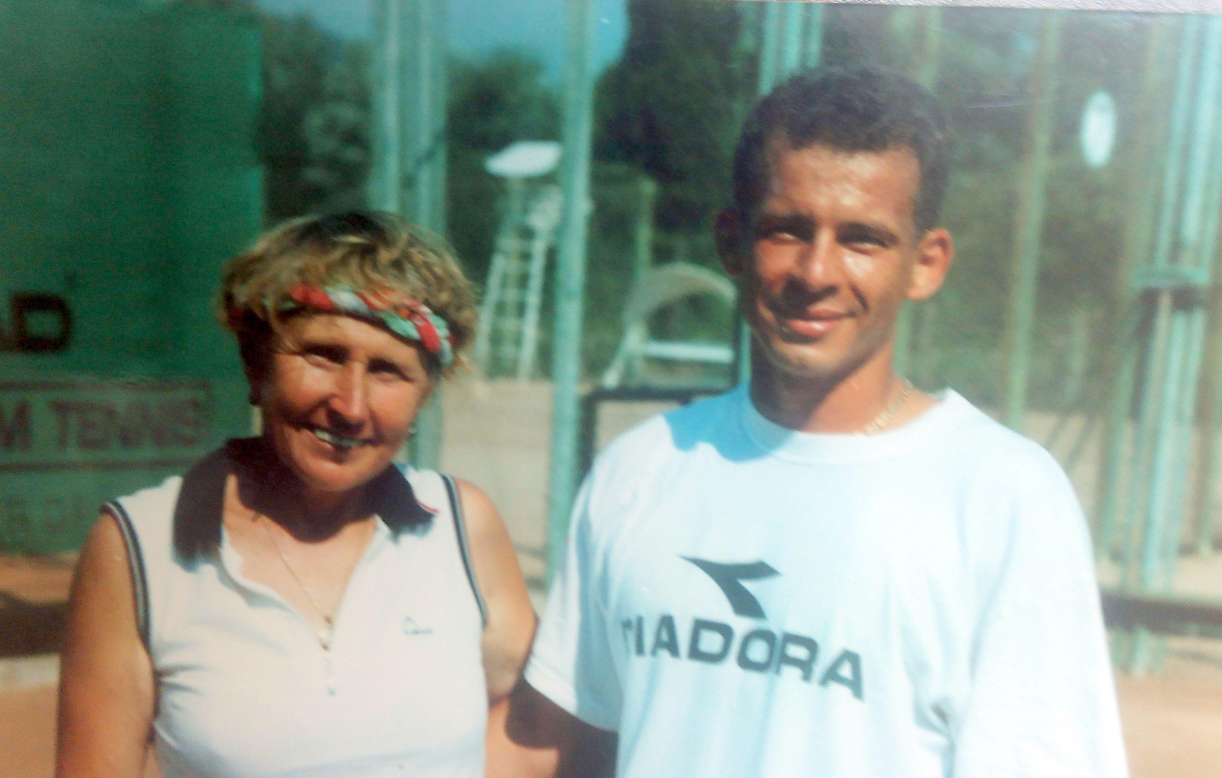 Тренер и Столяров Андрей